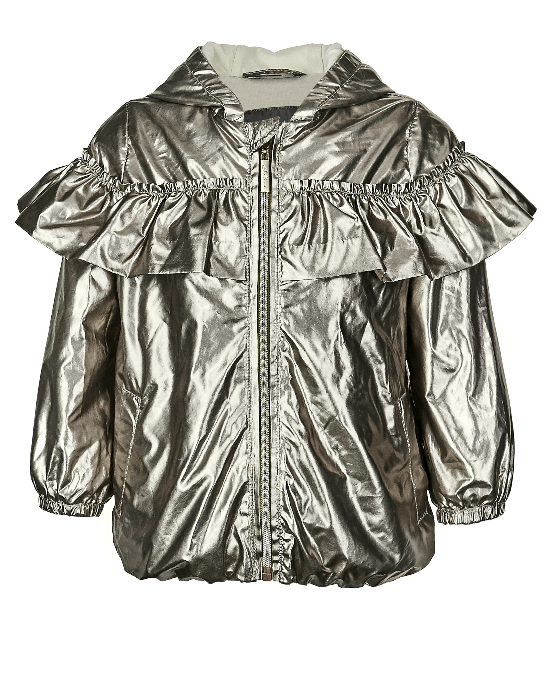 9d6c3d9ee Golden jacket with ruches Gulliver is to buy in online store ...